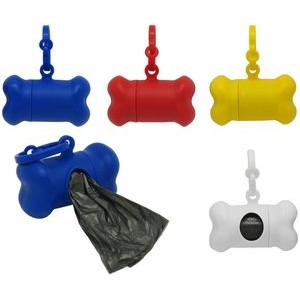 Dog Bone Waste Bag Dispenser